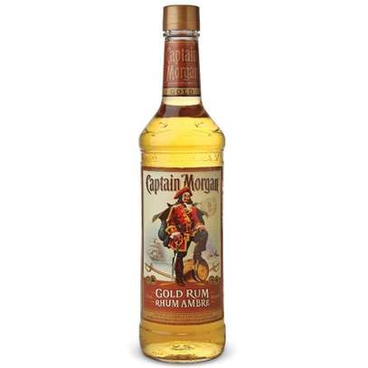 Captain Morgan Gold Rum - 750ml. image 1