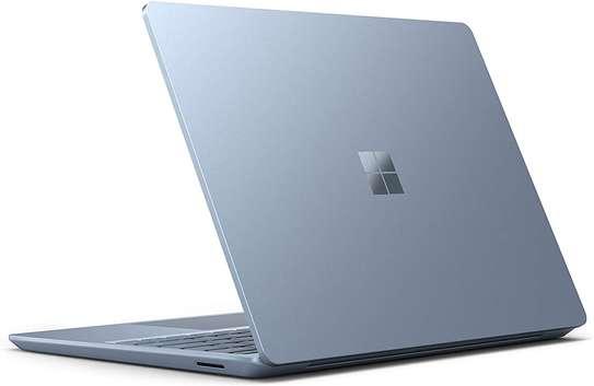 "Microsoft Surface Laptop Go - 12.4"" Touchscreen - Intel Core i5 - 8GB Memory - 256GB SSD - Ice Blue image 3"