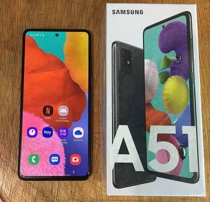 Samsung Galaxy a51 128gb image 1