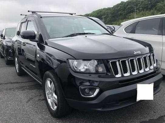 Jeep Compass 2.0 image 1