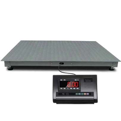 Approved A12 Indicator Digital Weighing Scales for LPG Gas Vendors image 3