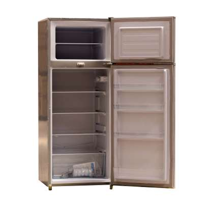 ICECOOL 250 LITRES DOUBLE DOOR DIRECT COOL REFRIGERATOR -BCD250 image 2