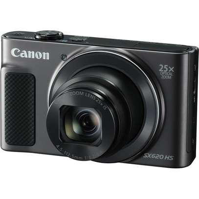 Canon PowerShot SX620 HS Digital Camera (Black) image 1