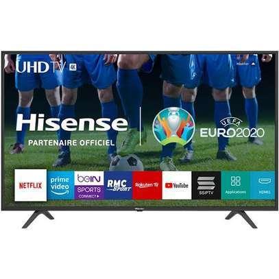50 Hisense frameless Bluetooth 4k uhd series 7 tv image 1