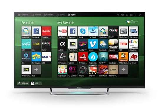 Sony 40inches smart TV image 1