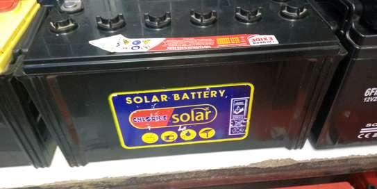 N70 Solar Chloride Battery 200ah image 1