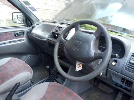 Nissan Mistral - Expatriate Leaving image 1