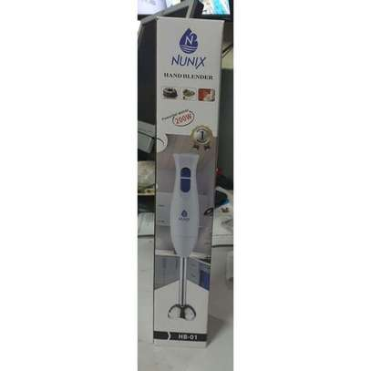Electric Hand Blender With Powerful Motor- 200W-hb-01 image 2