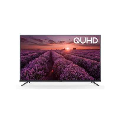 New TCL 55 inches Android UHD-4K Smart Digital TVs 55p617 image 1