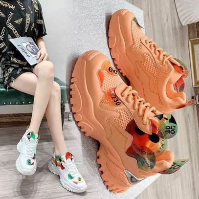 Chunky sneakers image 1