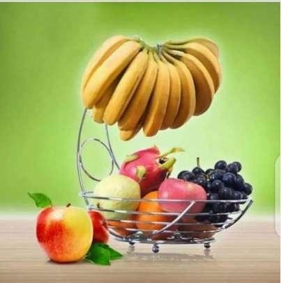 Banana/fruit rack holder image 1