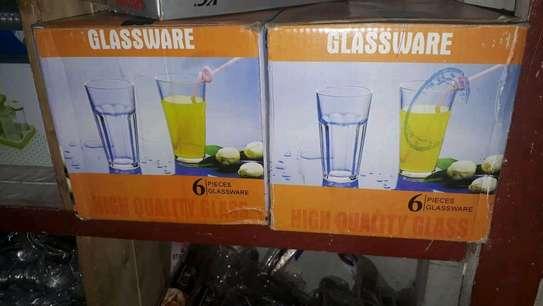 6pc Beer glasses/long glasses/Club glasses /Chopper glass