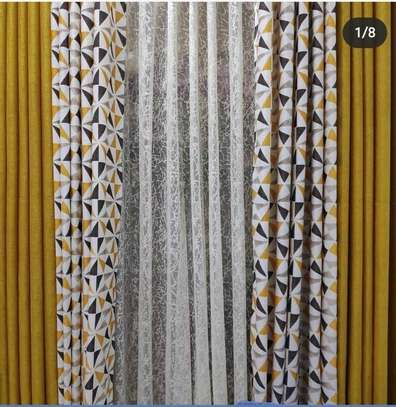 Decorated curtains image 9