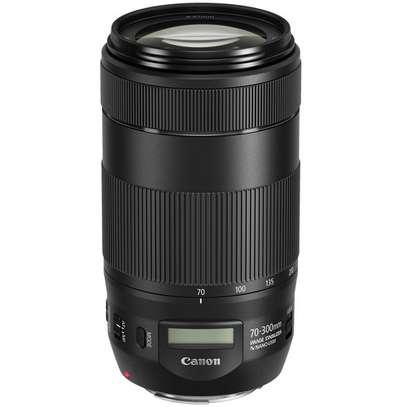 Canon EF 75-300mm f/4-5.6 IS II USM Lens image 1