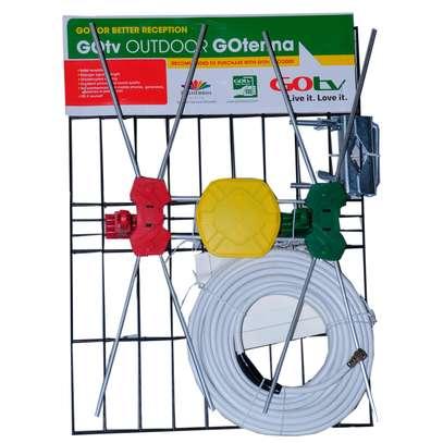 Gotv Grid Outdoor Antenna image 1