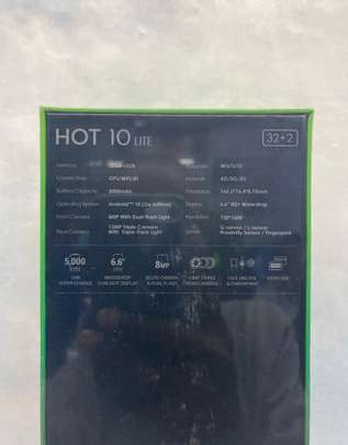 Infinix Hot 10 lite 32GB image 5