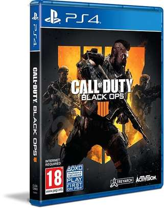 Call of Duty Black Ops 4 PS4 Game
