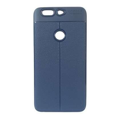 Autofocus INFINIX Zero 5 (X603) Back Cover - Rubber Finish Blue image 1