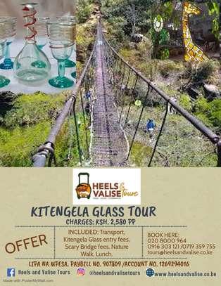 Kitengela Glass Tour and Nyama Choma image 1