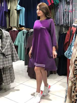 Women Latest dresses casual formal daily office wear for sale at affordable price image 6