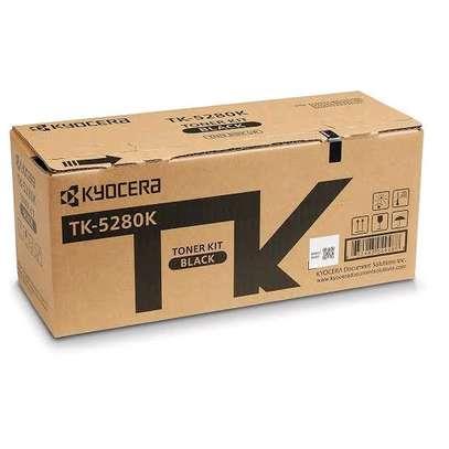 BLACK TK 5280 KYOCERA TONERS image 1