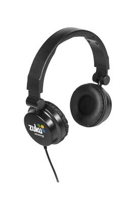 Disco Wired Headphones Branded image 1