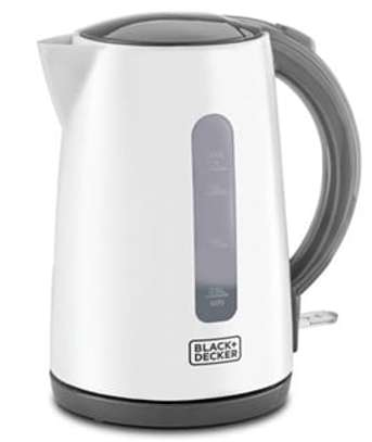 Black & Decker Plastic Kettle 1.7L JC70-B5