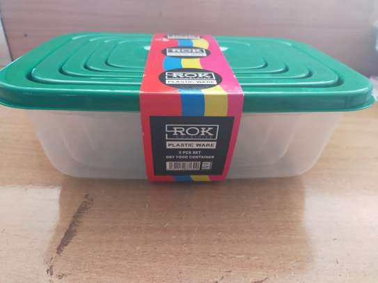 5 pieces Containers image 2