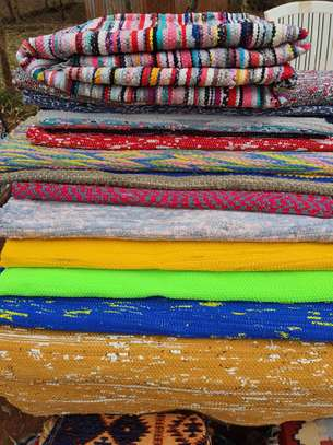 Handwoven rugs image 1