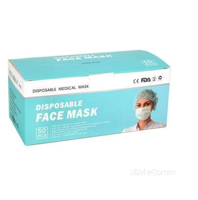 3 Ply High quality surgical masks image 1