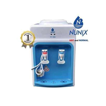 Nunix K3 Table Top Hot And Normal Water Dispenser image 1
