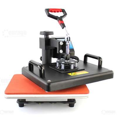 Heat Transfer Heat Press Machine for Sublmation Printing image 1