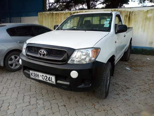 Toyota Hilux Single cab 4wd