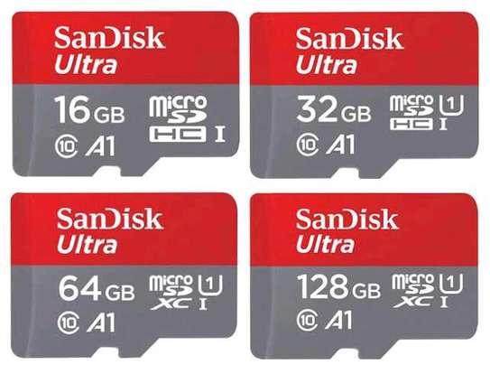 64GB SanDisk SD card image 2