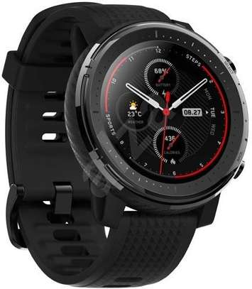 Amazfit Stratos 3 Smart Watch GPS 5ATM Bluetooth Music Dual Mode 14 Days Battery Smartwatch image 5