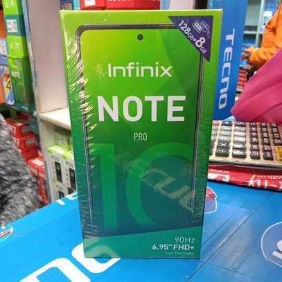 Infinix Note 10 pro 8GB/128GB image 1