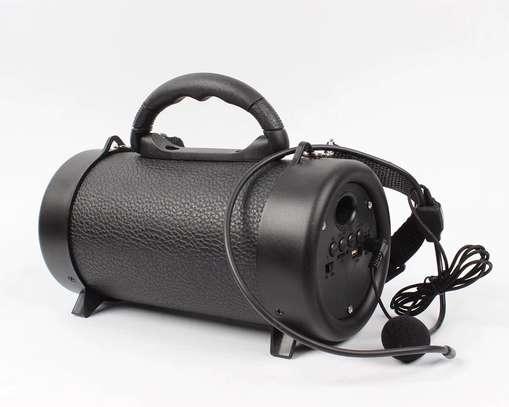 Bluetooth Speaker Outdoor With Shoulder Belt image 3