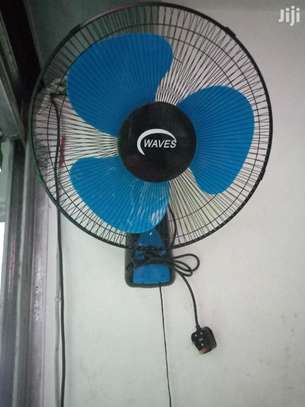 Brand New Waves Wall Fans image 1