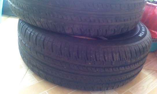Two 205/60 R 16 92H GT Radial Tubless Tyres....Champiro Tyres image 3