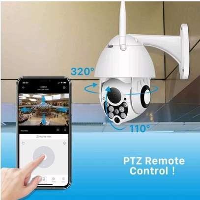 PTZ  Smart Sim enabled(4G) camera image 4