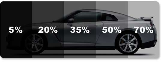 Car Tint - Automotive Tint - Window Film