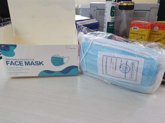 3ply surgical facemasks image 11