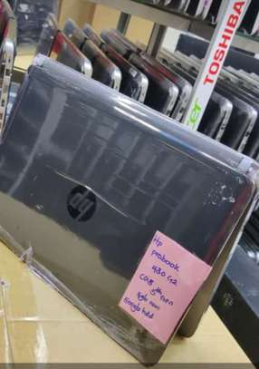Hp probook 430g2 coi5 5th gen 4gb Ram 500GB HDD image 1
