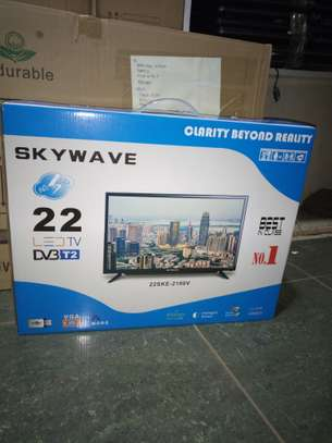 Sky wave 22 inches digital tv image 1