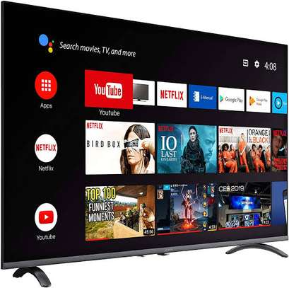 65 inches Skyworth android smart digital 4K tvs image 1