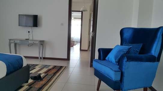 Furnished 3 bedroom apartment for rent in General Mathenge image 12