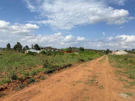 0.05 ha land for sale in Kikuyu Town image 3
