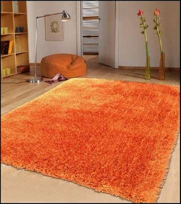 Luxurious Soft Fluffy Carpets - 7*10 image 3