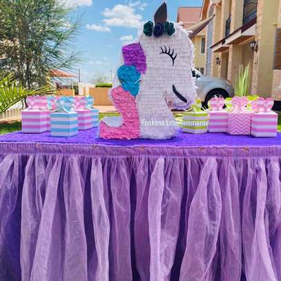 Themed birthday party image 6