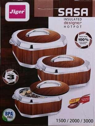 Insulated sasa hot pots image 1